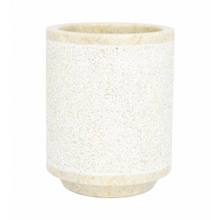 5-piece Marble bath set Soemba