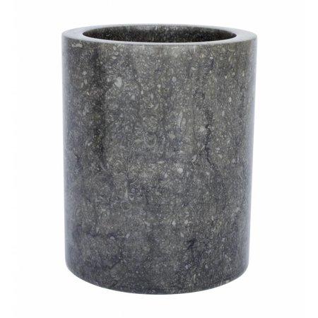 Marble Toilet brush holder Sumatra