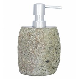 River stone Soap dispenser Flores