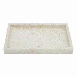 Marmor Serviertablett Madiun