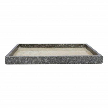 Marmor Serviertablett Imelda