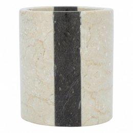 Marmor Zahnbürstenbecher Aguna