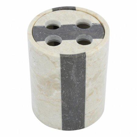 Marmor Zahnbürstenhalter Aguna