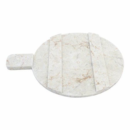 Marble Cheese board Round 30 cm