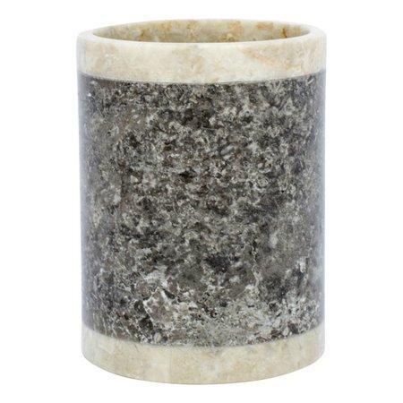 4-Delige Badset Medang Marmer