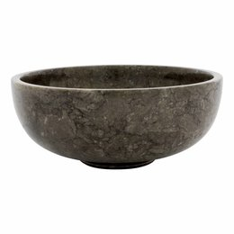 Black Marble Fruit bowl Ø 25 cm