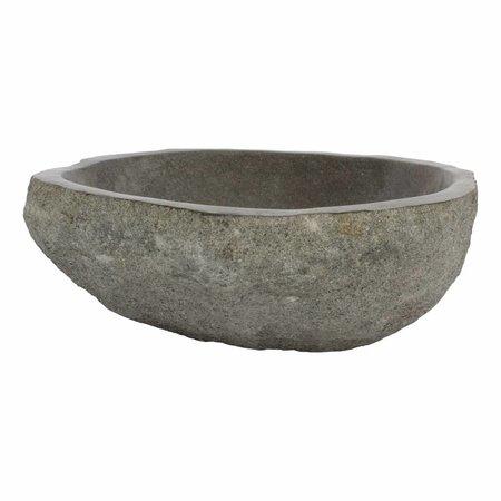 River Stone Fruit Bowl Ø 40 cm
