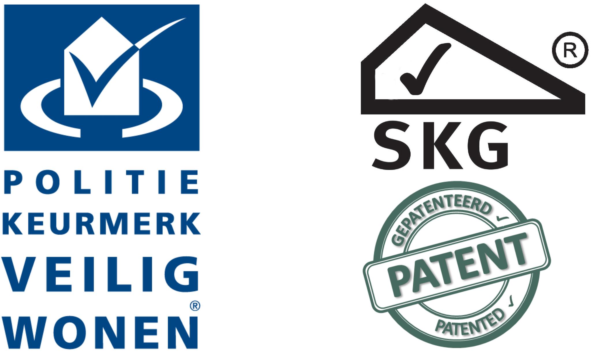 Politiekeurmerk Veilig Wonen & SKG Keurmerk