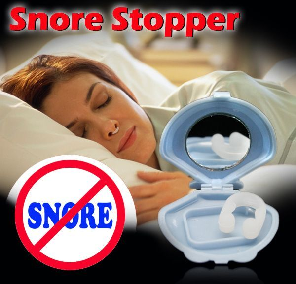 Snore-Stopper ®