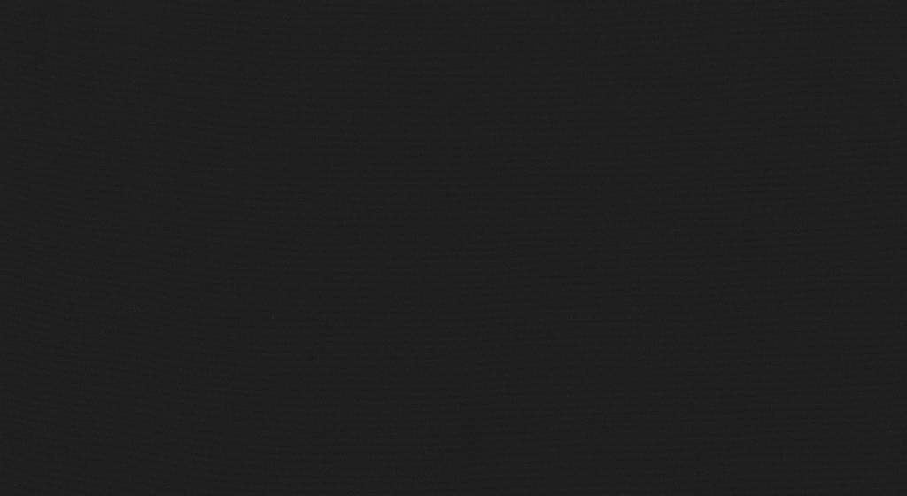 Tibelly Zonneschermdoek T368 Uni Zwart