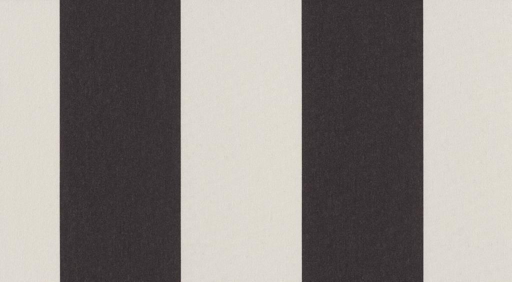 Tibelly Zonneschermdoek T362 Blok XL Zwart - Creme
