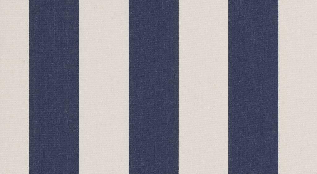 Tibelly Zonneschermdoek T519 Blok traditioneel Blauw - Creme