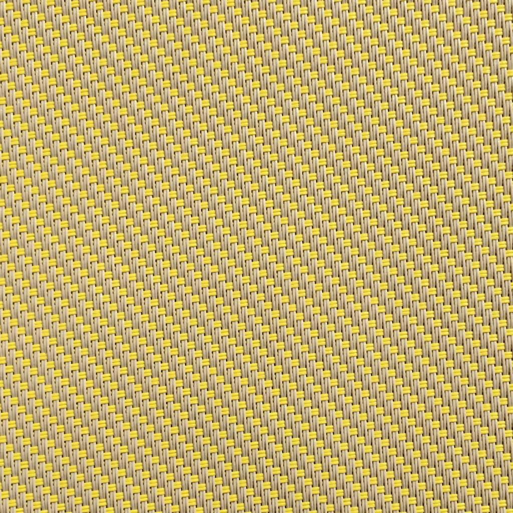 Hylas Screendoek Serge 71203B Zand - geel