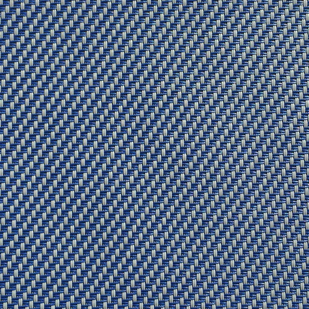 Hylas Screendoek Serge 70811A Grijs - blauw