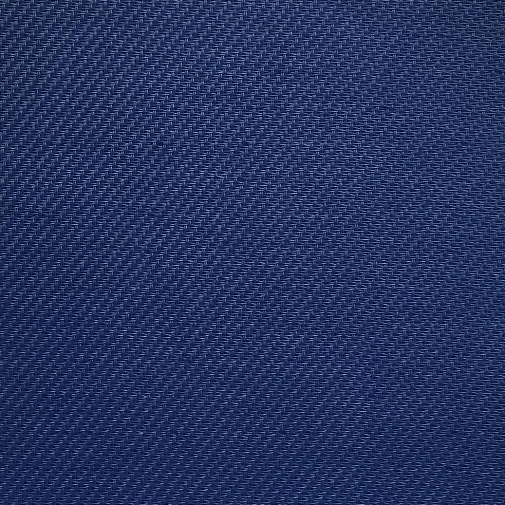Hylas Screendoek Serge 71111B Effen blauw