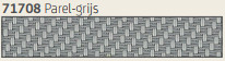 Hylas Screendoek Serge 71708B Parel-grijs