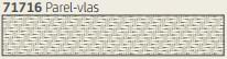 Hylas Screendoek Serge 71716A Parel-vlas