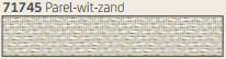 Hylas Screendoek Serge 71745A Parel-wind-zand