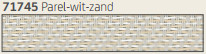 Hylas Screendoek Serge 71745B Parel-wind-zand