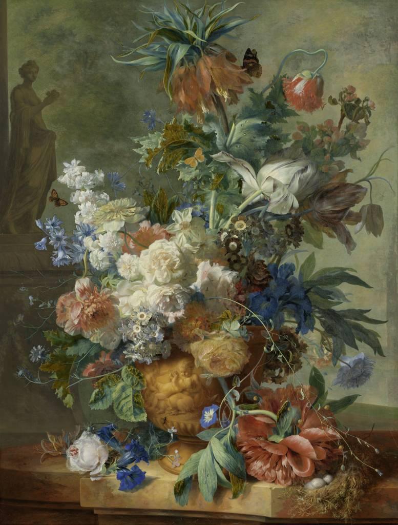 Rijksmuseum Jan van Huysum