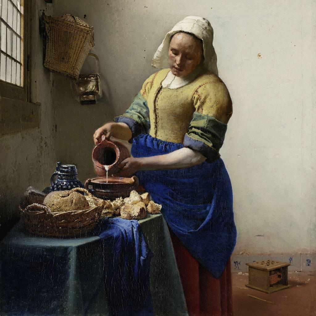 Rijksmuseum Johannes Vermeer