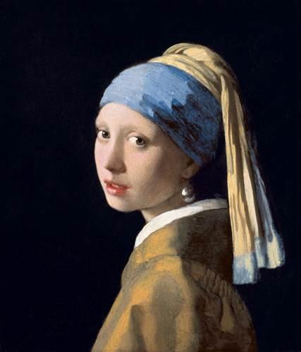 Mauritshuis Johannes Vermeer
