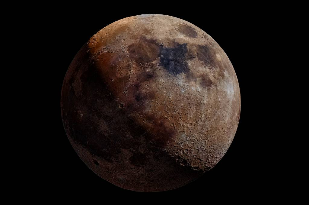 Umo Art Gallery Mineral Moon