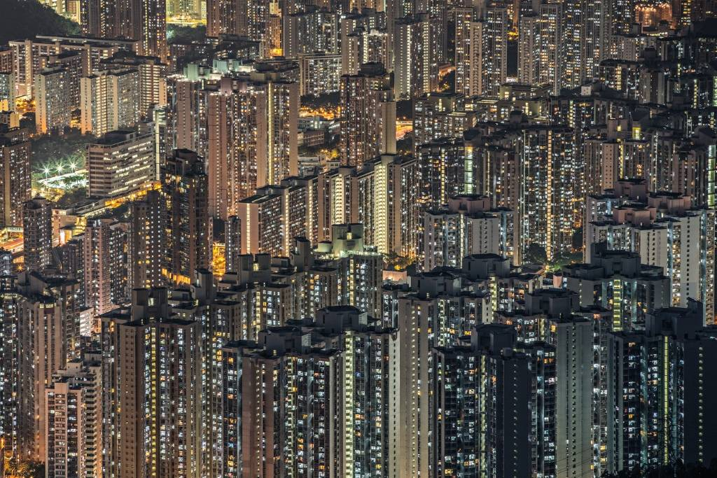 Umo Art Gallery Hong Kong's digital panel