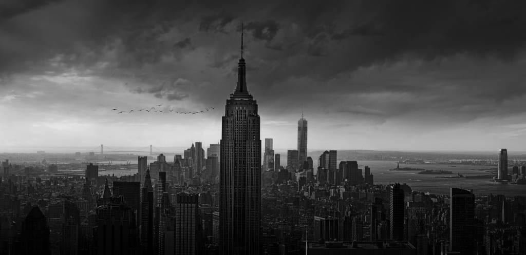 Umo Art Gallery New York Rockefeller View