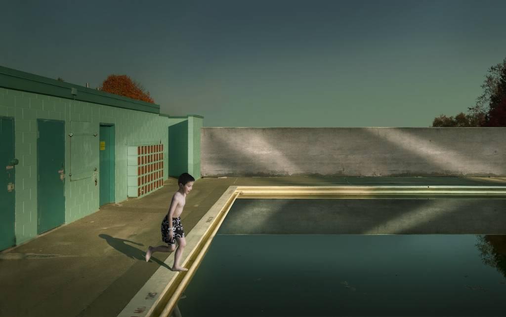 Umo Art Gallery Swimming pool