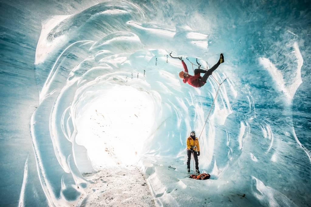 Umo Art Gallery Steep ice