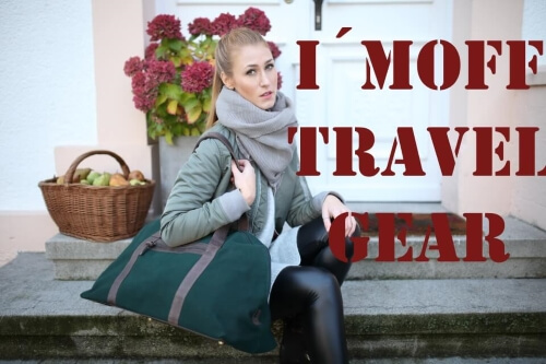manbefair i´m off travel gear collection