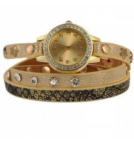 Yehwang Horloge Armband Diamond