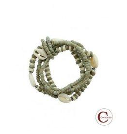 Constansa Armband Kaki