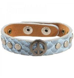 Yehwang Bracelet Sue Light Blue Peace