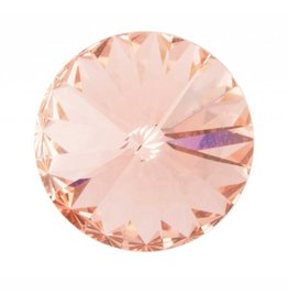 Ohlala Twist Stone Crystal Apricot Flare