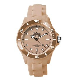 Colori Horloge Classic Collection Pastel Pink 5-COL147