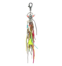 Yehwang Key Ring of tashanger Buffalo Multicolor