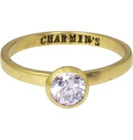 KIDZ CHARMIN*S ROUND DIAMOND GOLD KR49