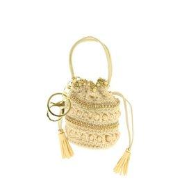 Fashion Jewelry Buideltasje Bandit Beige