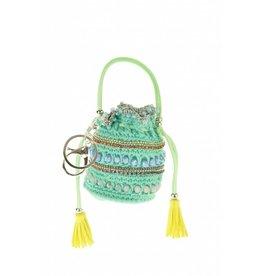 Fashion Jewelry Buideltasje Bandit Mint