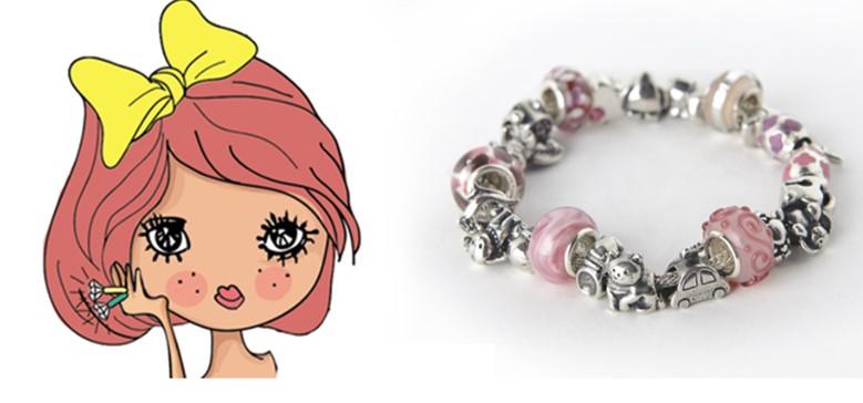 Charmin's by Kidz armbanden