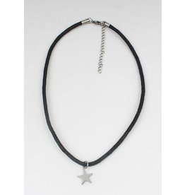 Sazou Jewels Choker Star Stainless Steel
