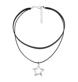 Fashion Jewelry Choker Black - 2021