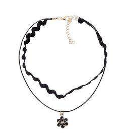 Fashion Jewelry Choker Black - 2023