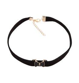 Fashion Jewelry Choker Black - 2024