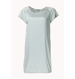 C & S Paris Top Jurk Shiney Grey