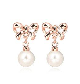 Fashion Jewelry Oorbellen Stekers Strikje