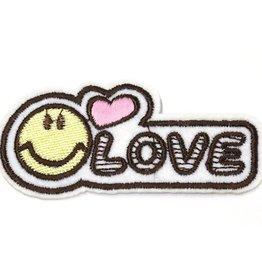 Patche LOVE SMILEY / PT170166