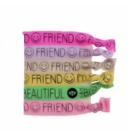 Hairtie - Armband Multi Color Friend / H023
